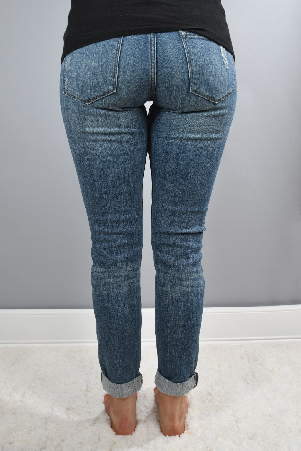 Ultra Distressed Jeans
