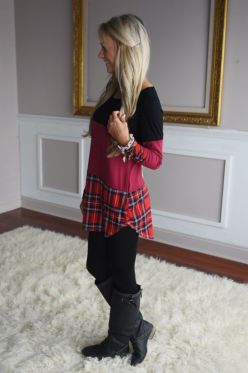 Plaid Obsessed
