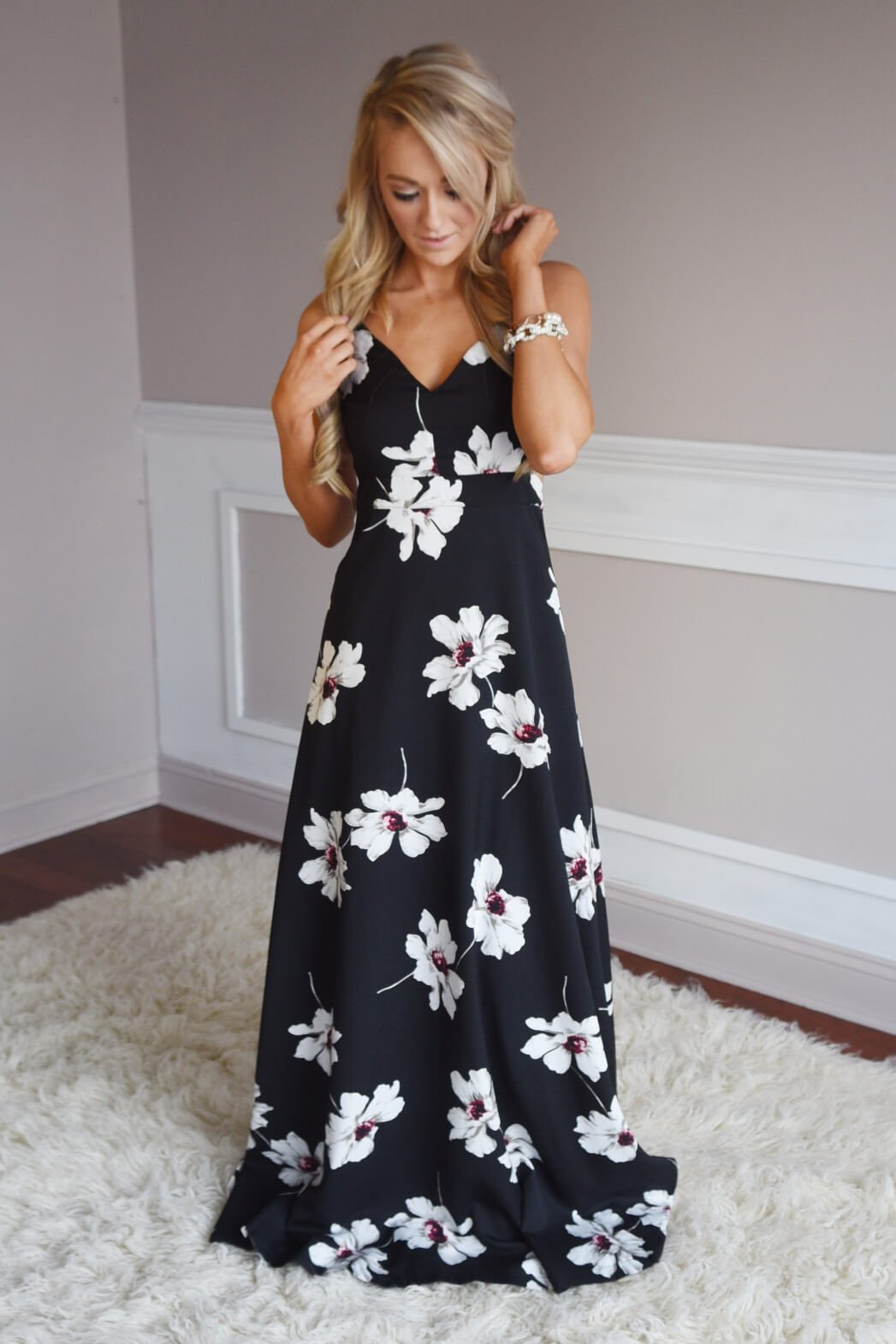 Summer Days Maxi ~ Black