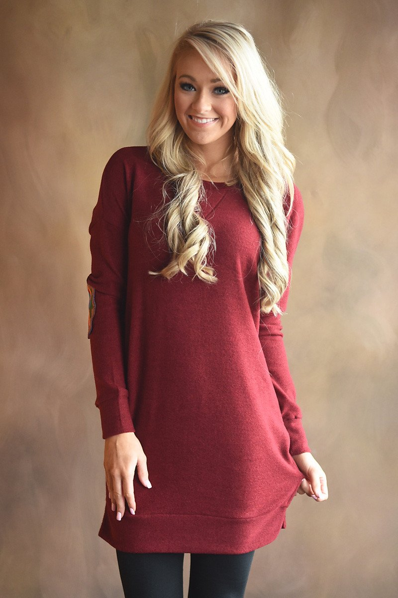 Take It To The Tribe Tunic Top