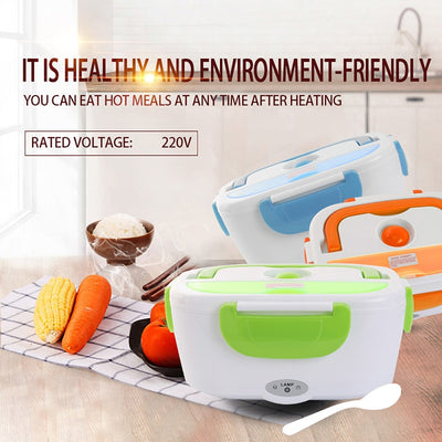 NuffBrands™  FreshStart- Heating Lunch Box