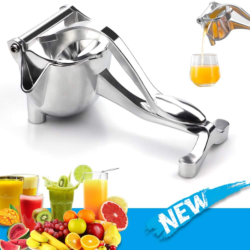 NuffBrands™ JuiceSpout-Fruit Juice Squeezer