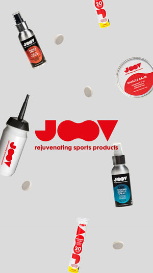 Joov Rejuvenating Sports Products