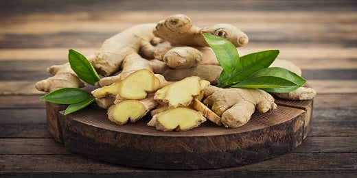 The Benefits Of Taking Ginger Root Vitamin