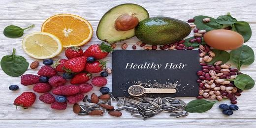 Vital Vitamins To Help Promote Healthy Hair?