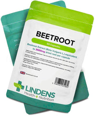 Beetroot 3500mg Capsules (50 pack) - Authentic Vitamins