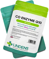 CoEnzyme Q10 30mg Tablets (120 pack) - Authentic Vitamins