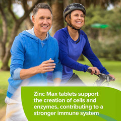 Zinc Max Tablets (90 pack) - Authentic Vitamins