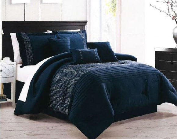 Ensemble 7 mcx Collin bleu - Queen Size