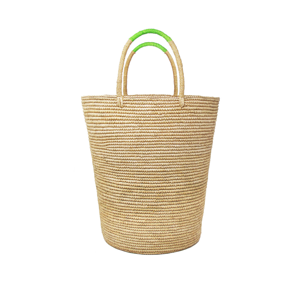 Solid Beach Basket