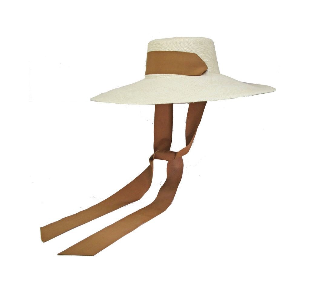 Long Brim Cordovan