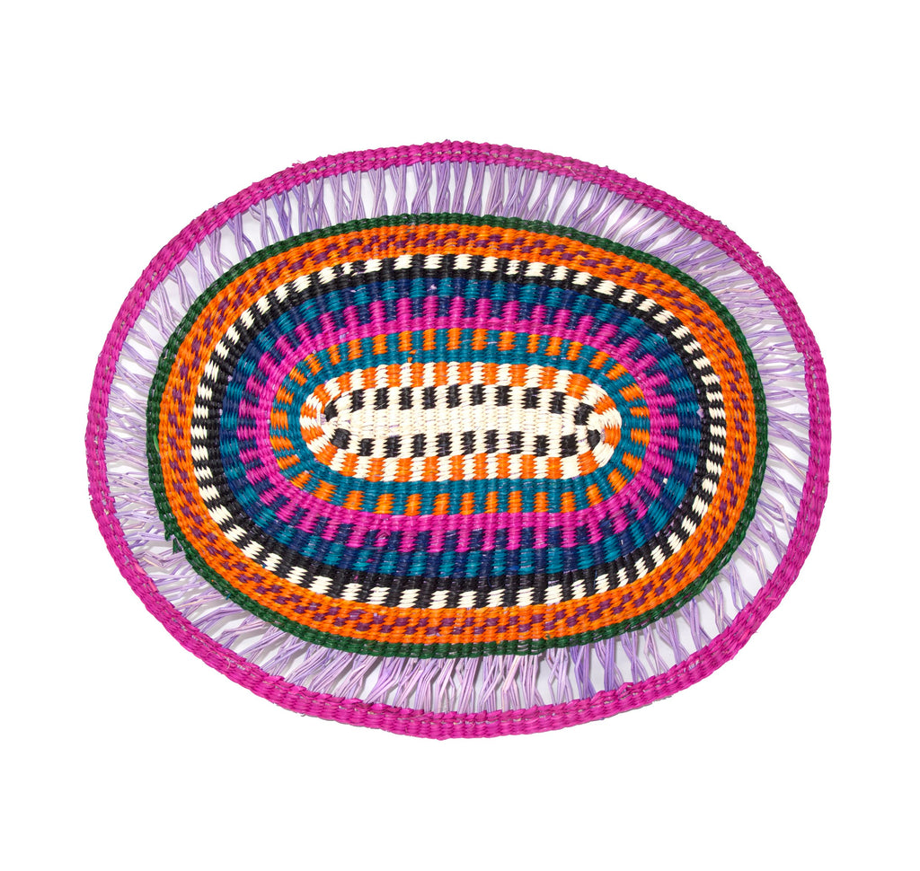 Oval Andean Placemat  (Set of 4 units)