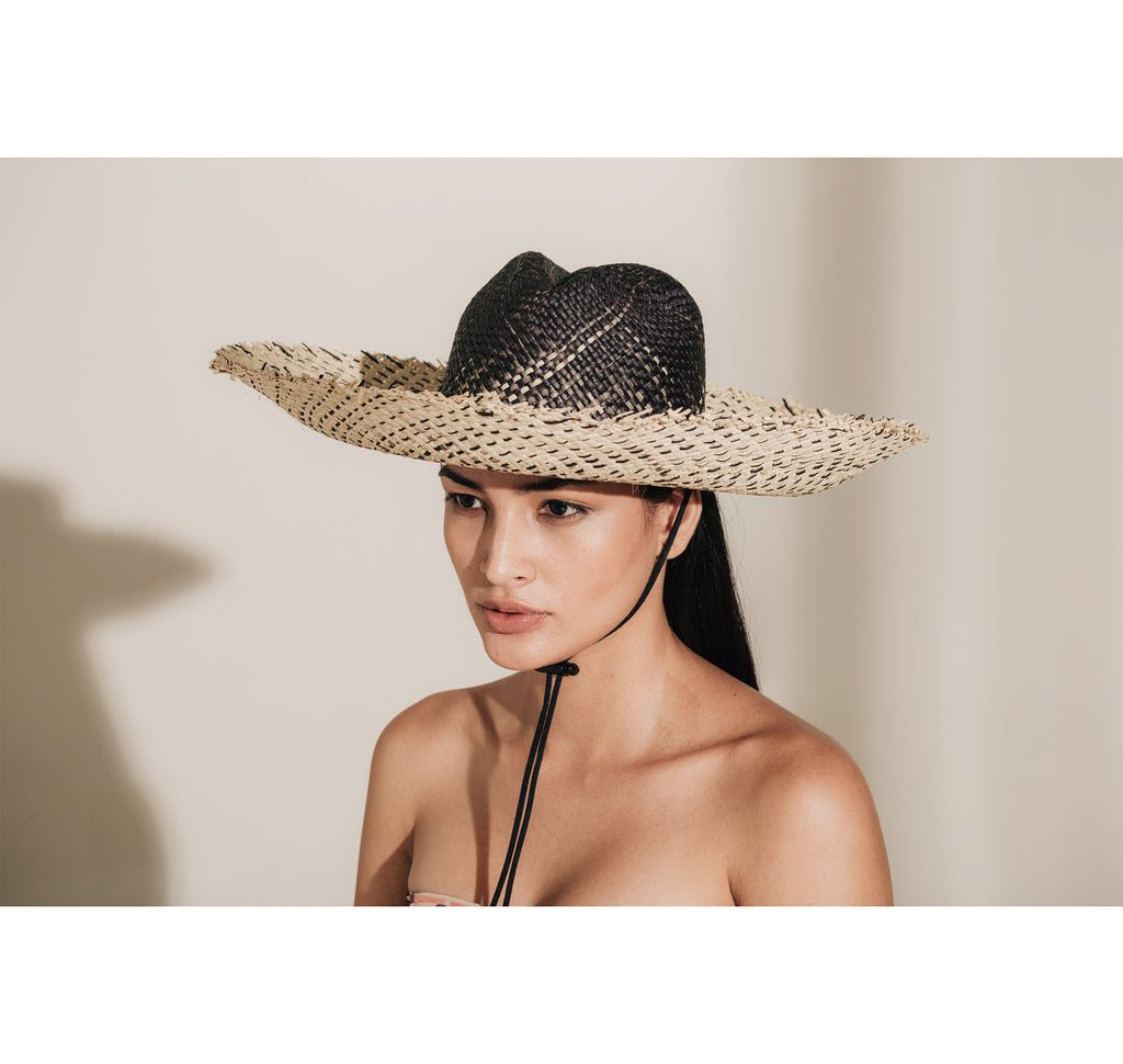 Panama Hat Long Brim