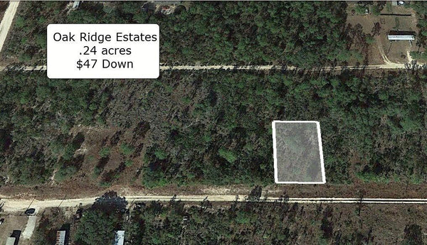 Rare .24 Acre Exclusive Lot is Ready to Build Home - Owner Financing!