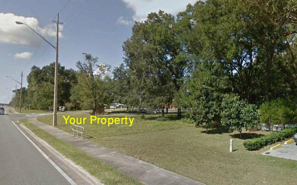 High Visibility Mixed Used .24 Acre Corner Lot on Young Blvd