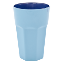 Load image into Gallery viewer, TALL MELAMINE TALL CUP - BLUE