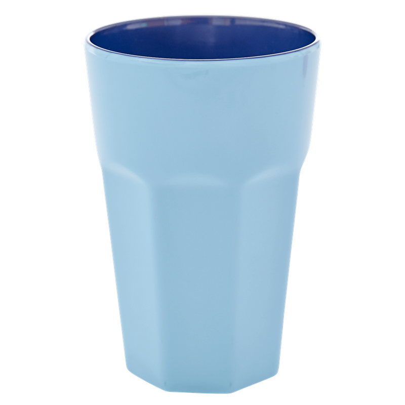 TALL MELAMINE TALL CUP - BLUE