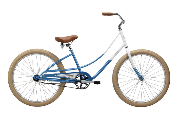 Step Through Beach Cruiser - 7 Speed
