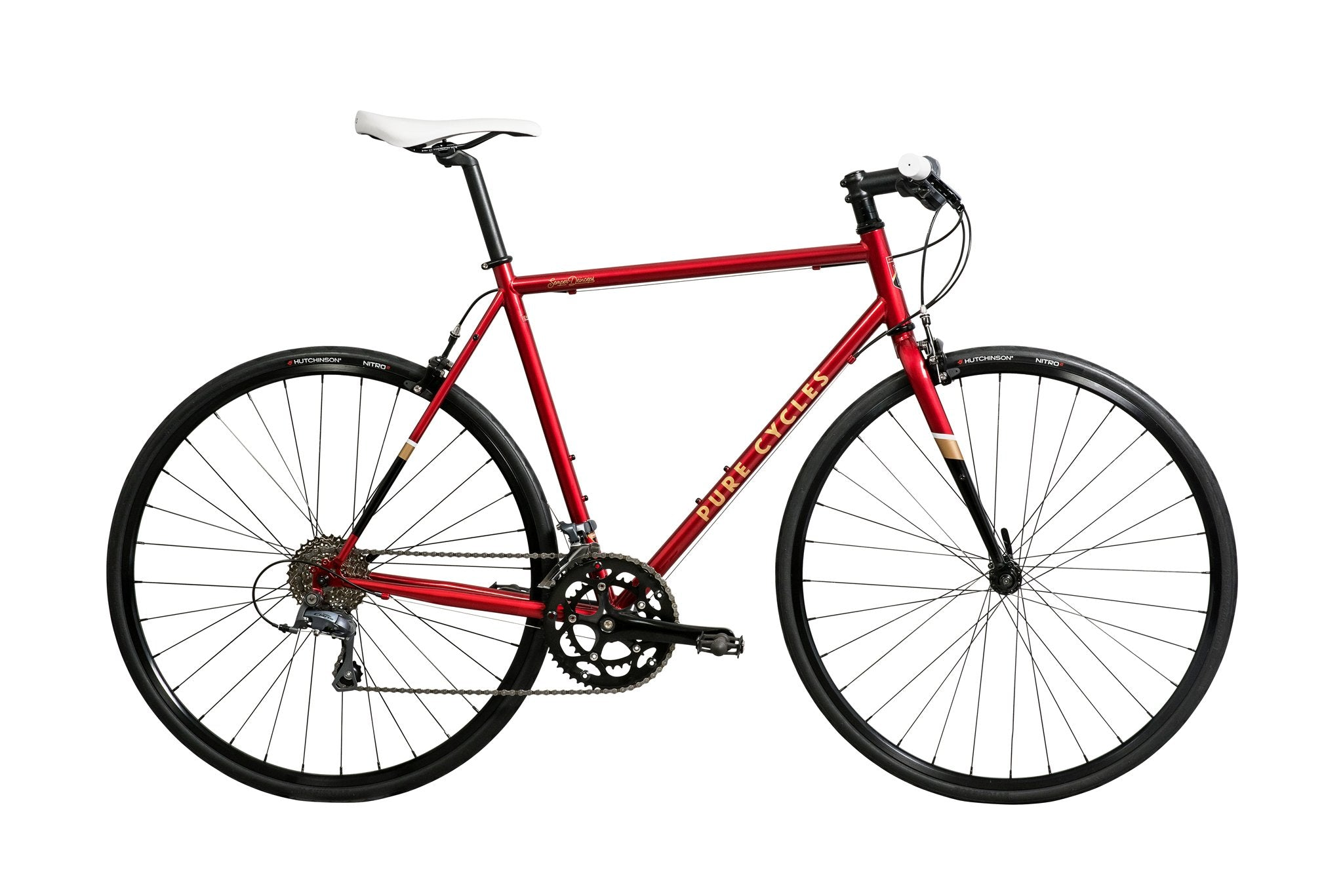 Flat Bar Road Bike – Pure Cycles EU