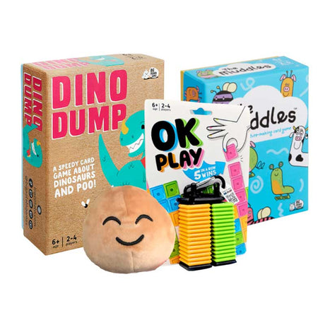 Kids Board Games Bundle