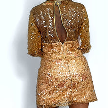 Load image into Gallery viewer, Free People Sequin Dress