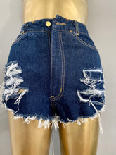 Load image into Gallery viewer, Pierre Cardin Denim Shorts