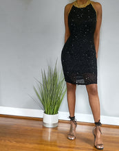 Load image into Gallery viewer, Beaded Vintage Dress