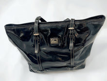 Load image into Gallery viewer, Dooney & Burke Patent Leather Tote