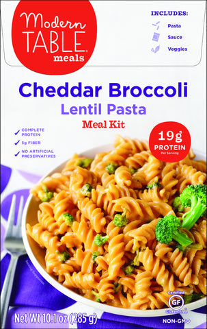 NEW! Cheddar Broccoli
