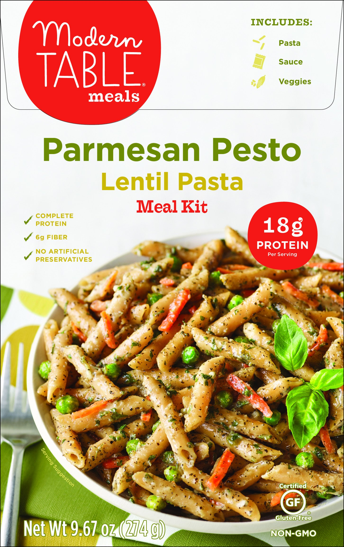 NEW! Parmesan Pesto