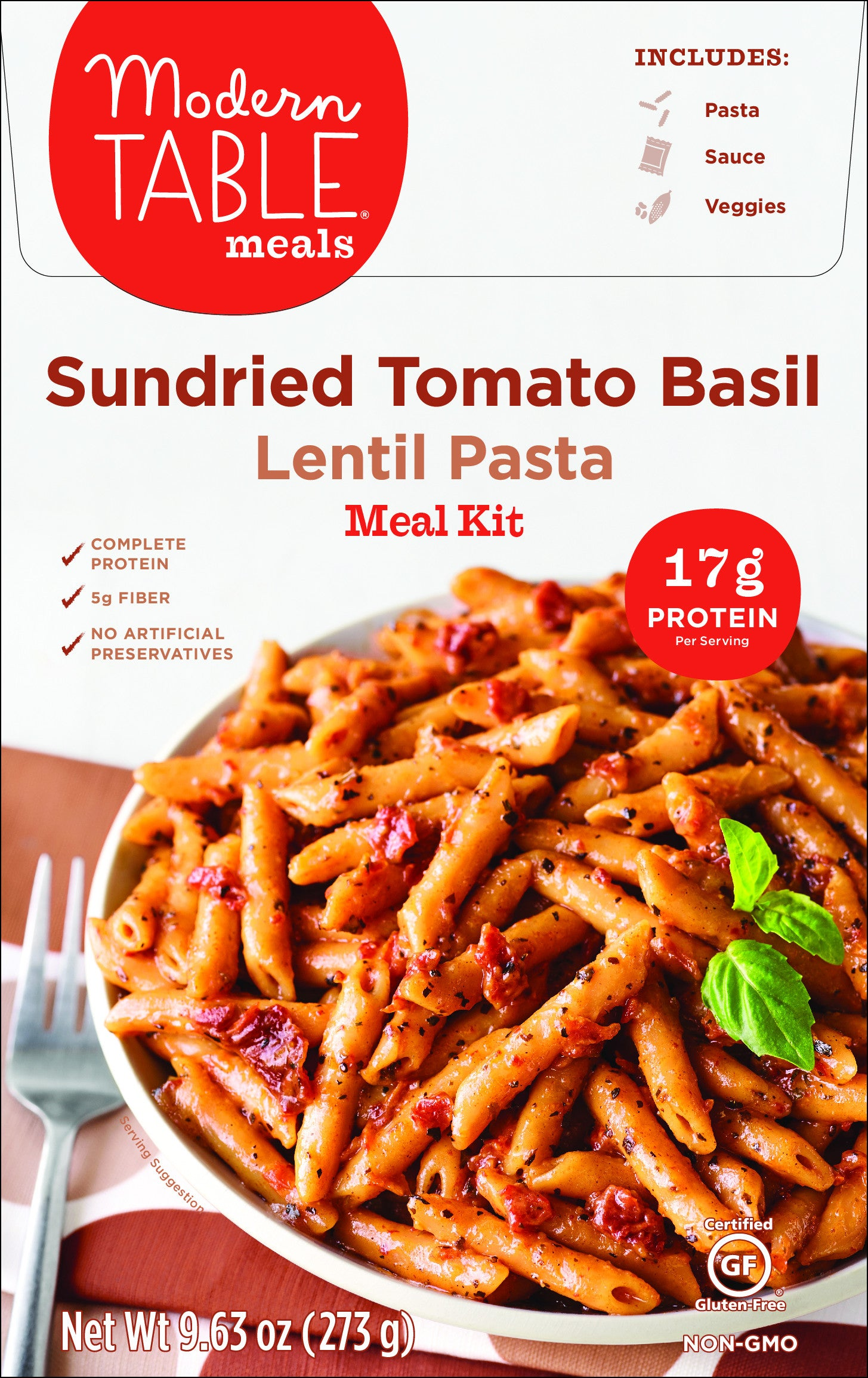 NEW! Sundried Tomato Basil