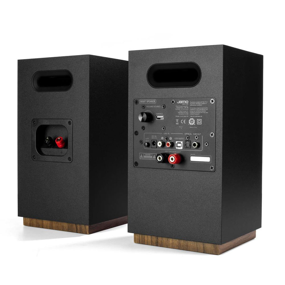 Jamo S 801 PM Bookshelf Speaker - Joe Audio