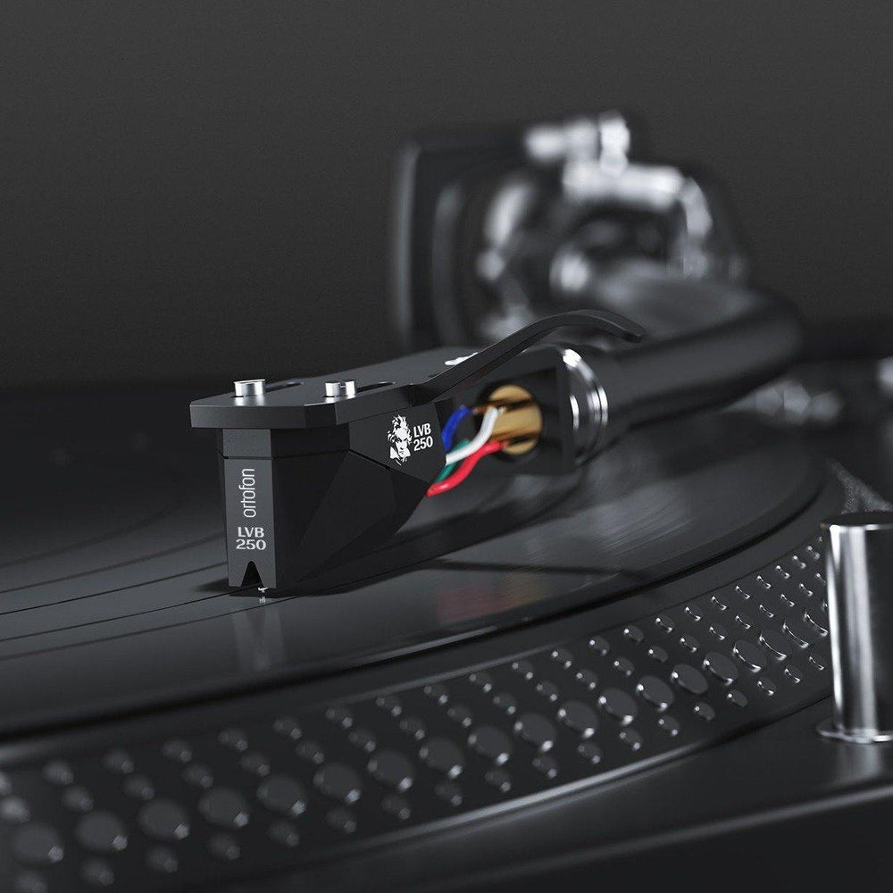 Ortofon Hi-Fi 2M Black LVB 250 Moving Magnet Cartridge - Joe Audio