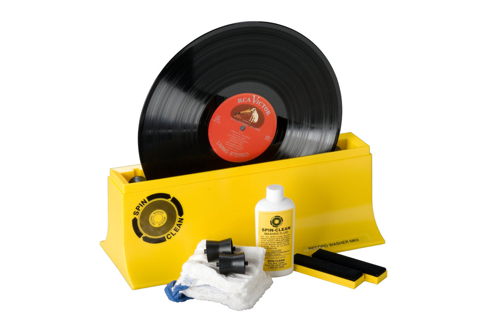 Spin Clean Record Washer System Mk II - Joe Audio