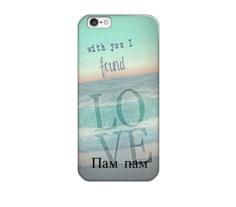 iPhone 6 Custom 3D Cases