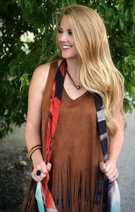 Canyon Scarf - The Fort - TX