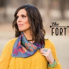 Tulum Scarf - The Fort - TX
