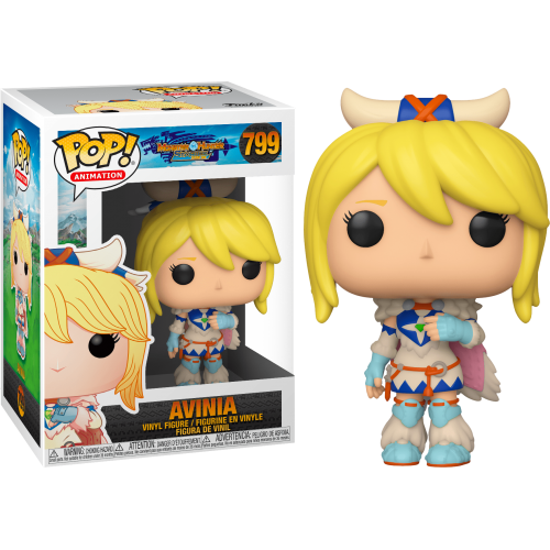Monster Hunter Avinia Funko Pop