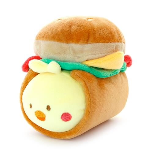 Chickiroll Burger Blanket Plush