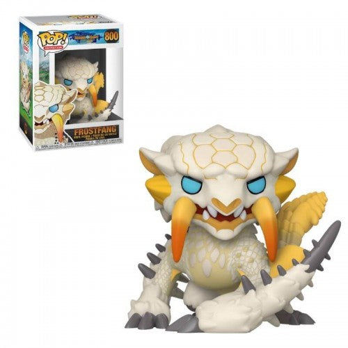 Monster Hunter Frostfang Funko Pop