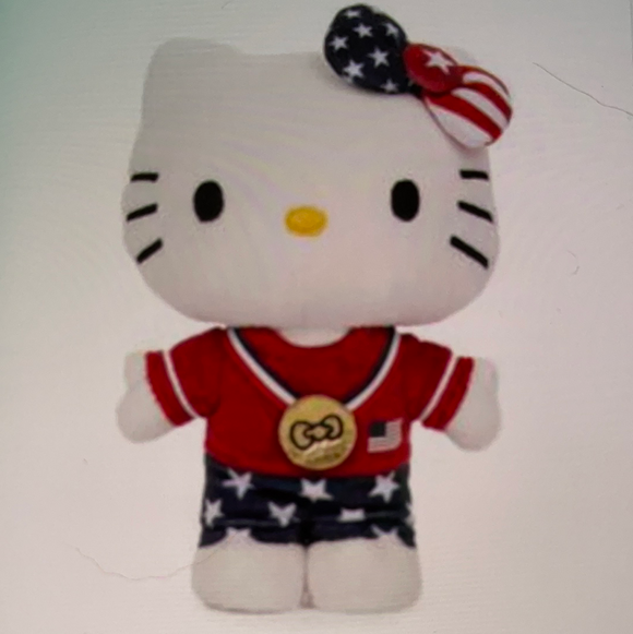 Hello Kitty Olympian