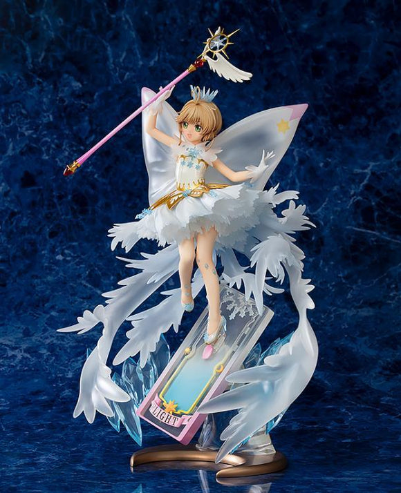 Cardcaptor Sakura Kinomoto Hello Brand New World 1/7 Scale Figure