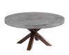 PB-06WRK Round Dining Table-Palma-Brava