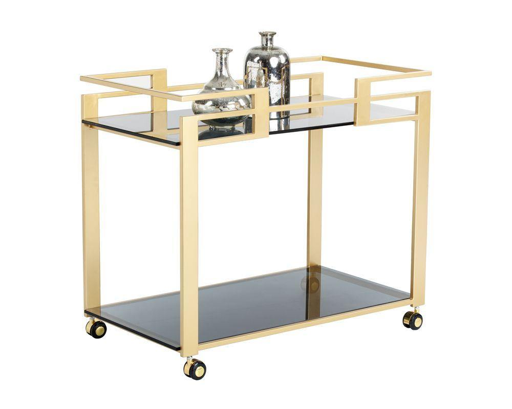 PB-06AVON Bar Cart-Palma-Brava