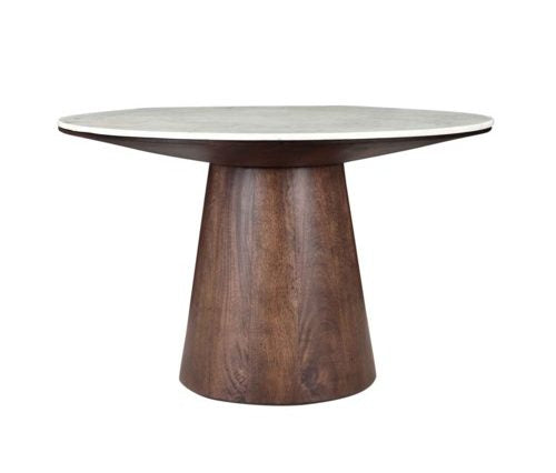 PB-11JAG Round Dining Table-Palma-Brava