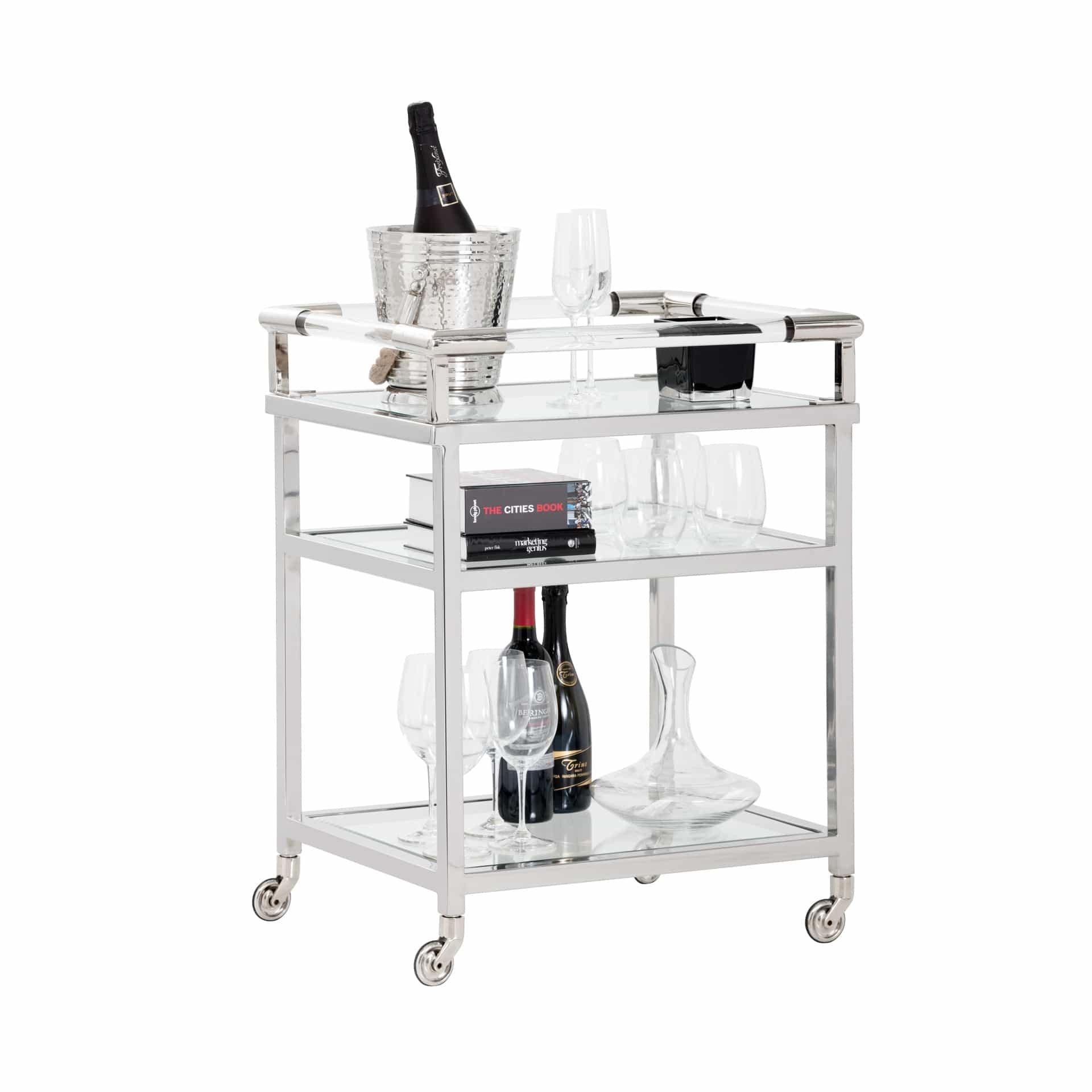 PB-06MAR Bar Cart-Palma-Brava