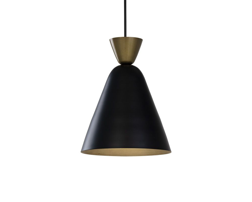 PB-06DAN Pendant Light- Cone Shape
