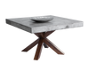 PB-06WRK Dining Table-Square-Palma-Brava