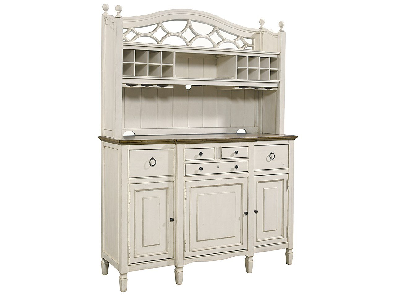 PB-01SUM-987 Buffet and Hutch