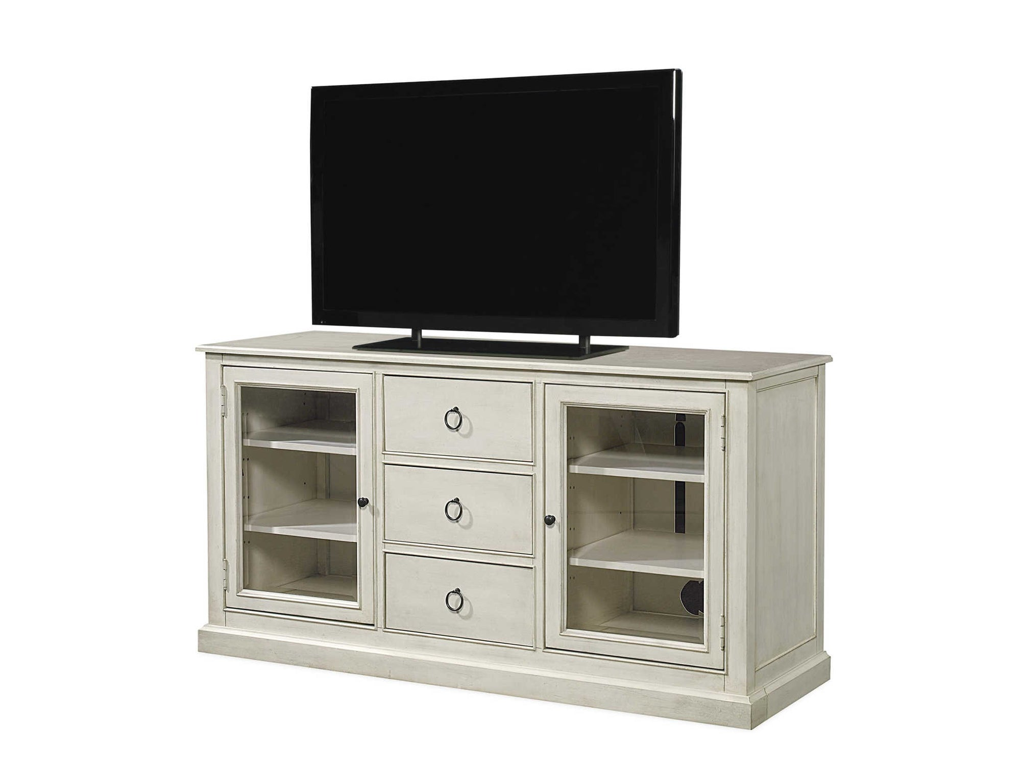 SUMMER HILL ENTERTAINMENT CONSOLE-Palma-Brava